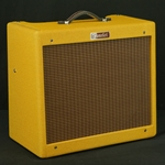 Fender Blues Junior All Tube Combo Amp, Lacquered Tweed 0213205700