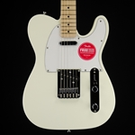 Squier Affinity Series Telecaster, Maple Fingerboard, Arctic White 0310202580