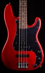 Squier Affinity Series Precision Bass Guitar PJ, Rosewood Fingerboard, Metallic Red 0310500525