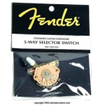 Fender 5 Way Selector Switch 099-1367-000