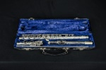 Used Selmer Bundy 2 Flute with Case UFL16