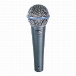 Shure Beta 58 Vocal Microphone BETA58A