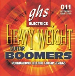 GHS Heavyweight Boomers Custom Lo-Tune Electric Guitar Strings Heavy GBZWLO