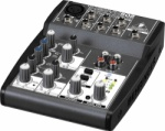 Behringer XENYX 502 5 Channel mixer