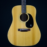 Used Epiphone FT-140 Dreadnought Size Acoustic Guitar & Original Case UAG51