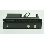 Used Crown D150A Power Amp - AS IS, FOR PARTS UPA20