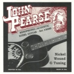 John Pearse  Pure Nickel Resophonic Strings X3000