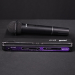 used Gemini VH-120 handheld wireless system UMIC24