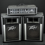 Used Peavey Powered PA System MP-4, 110H UPA14