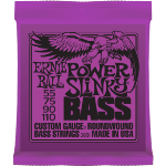 Ernie Ball Bass Set - Power Slinky .055-.075-.090-.110 2831