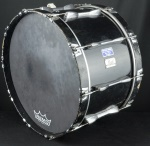 "Ludwig Used Pearl 24""  Marching Bass Drum UDS34"