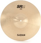 "Sabian 16"" SR2 Factory Reconditioned Thin Crash Cymbal SR16T"