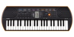 Casio 44 Key Mini Keyboard SA76