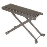 Stageline Guitar Steel Foot Stool 2449