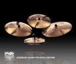 "Paiste 2002 Bonham Set (15""HH, 18C,18MC, 24R) BON-BOX"