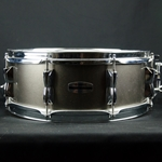 "Used Yamaha 14"" BS0655 Snare Drum in Silver USD34"