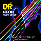 DR Multi-Colored Coated Electric Strings NMCE-