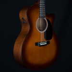 Martin GPCPA4 Shaded Acoustic Electric All Solid Wood w/ Case GPCPA4SHADED