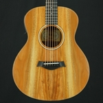 Taylor GS Mini-e Koa Acoustic Electric Guitar w/ Gig Bag GSMINI-E-KOA