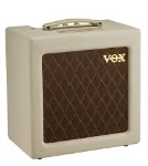 Vox AC4TV 4W 1x10 Tube Guitar Combo Amp Cream