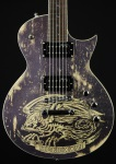 ESP LTD WA-200 Will Adler Lamb of God Warbird Distressed Electric Guitar WA200DIST