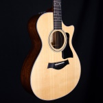 2016 Taylor 312CE Grand Concert Acoustic Electric, Spruce & Sapele, Hard Case