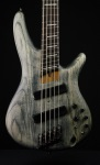 Ibanez SRFF805 5 String Fanned Fret Bass Workshop SRFF805BKS