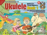 Progressive Ukulele Method for young beginners - Book 1