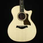 Taylor 714CE Grand Auditorium Acoustic Electric Guitar, Hard Case