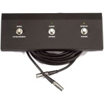 Peavey 3-Button Footswitch for JSX, XXX, & 3120 03572680