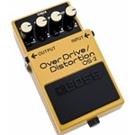 Boss OS-2 Overdrive and Distortion Pedal OS2