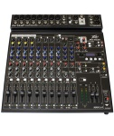 Peavey PV14AT Auto Tune Mixer, 8 XLR Inputs, Digital Effects