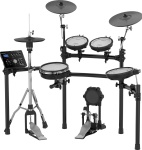 Roland TD-25K V-Drum Series Electronic Drum Kit with TD-25 Drum Module and MDS-9V Stand TD25K