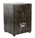Gon Bops Daniel De Los Reyes Signature Cajon Box Drum, Free Carry Bag CJDR