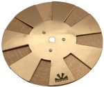 "Sabian 10"" Chopper' Effect Delivers White-Noise Sound CH10"
