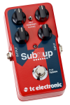 TC electronics Sub'n'Up pedal Effect Pedal SUBNUP