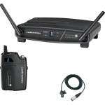 Audio Technica System 10 Digital Wireless Lapel Mic Systems ATW-1101/L