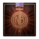 D'addario D'Addario Nickel Bronze Acoustic Guitar Strings NB-ACOUSTIC