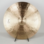 "Sabian 22"" Legacy Heavy Ride Cymbals Pasic Demo 12233XLN"