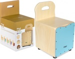 Stagg Kids Cajon with Back Rest - Available in several colors CAJ-KID