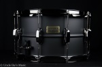 "Tama S.L.P. Series Big Black Steel Snare Drum 14"" x 8"" LST148"