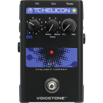 TC electronics TC Helicon VoiceTone Single H1 Intelligent Harmony TCH1