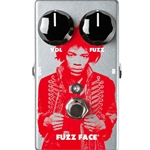 Dunlop Jimi Hendrix Fuzz Face Distortion Pedal JHM5
