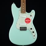 Fender Duo-Sonic Electric Guitar, Pau Ferro Fingerboard, Surf Green 0144013557
