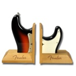 Fender® Strat Body Bookends, Sunburst 9124783000
