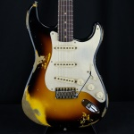 Fender Limited Heavy Reliced '59 Stratocaser, Roasted Neck, Hard Case 9235000486