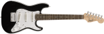 Squier Mini Strat Electric Guitar - Black Finish 0310121506