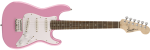 Squier Mini Strat Electric Guitar - Pink Finish 0310121570