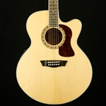 Washburn HJ40SCE Heritage Series Jumbo Acoustic-Electric Guitar