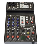 Peavey PV 6 BT Mixing Console with Bluetooth PV6BT